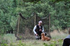 Jagdprüfung Schweden: Standruhe beim Tolling